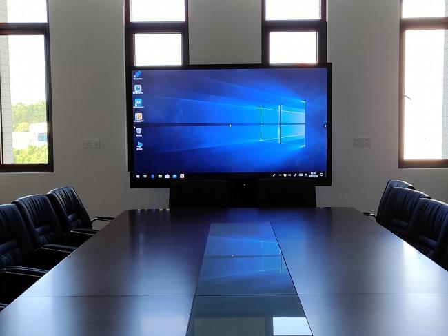 洛菲特86寸双系统会议平板2
