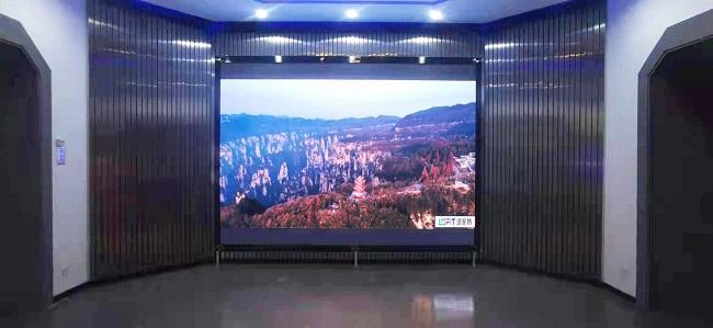 洛菲特室内全彩LED显示屏
